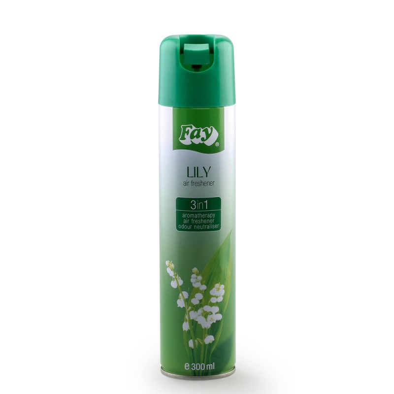Fay Lily 3 in 1 Air Freshener – 300ml